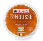 Delhaize - La Mousse melkchocolade