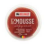 Delhaize - La Mousse bittere chocolade