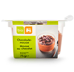 Delhaize Bio - Chocolademousse
