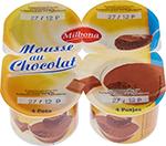 Milbona - Chocolademousse