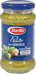 Barilla - Pesto alla Genovese con basilico fresco e parmigiano
