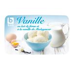Boni Selection - Vanille met hoevemelk en vanille uit Madagaskar