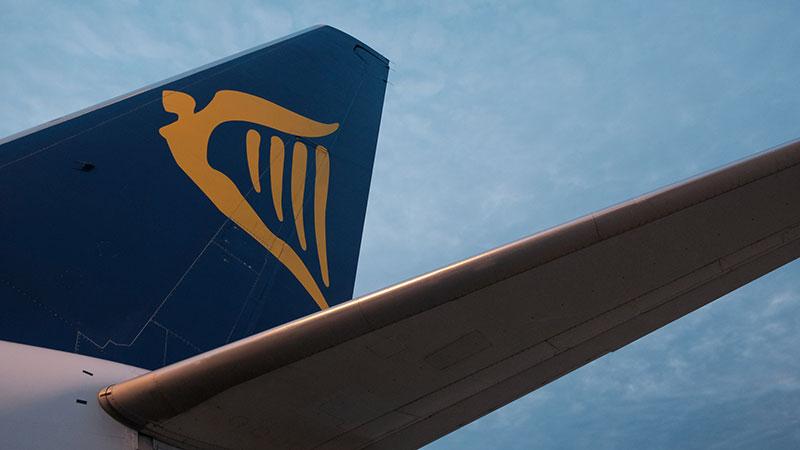 Ryanair groepsvordering